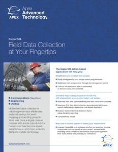 Field Data Collection at Your Fingertips